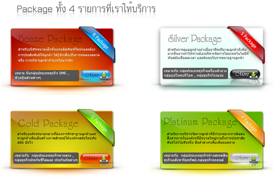 Package product